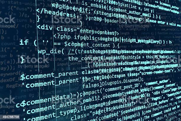Software developer programming code on computer picture id494288758?b=1&k=6&m=494288758&s=612x612&h=ysvrqbxoqdvzkqeyrc0zigqzzpxrgpivnfwimvfuvgo=