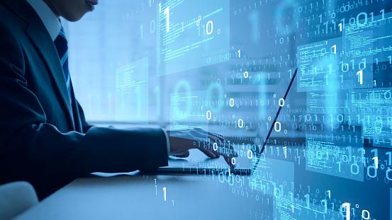 Software development. System engineer. Programming. Digital transformation.