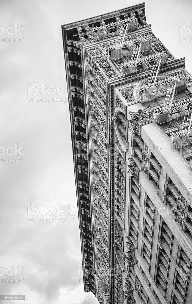 Soho Building - NYC royalty-free stock photo