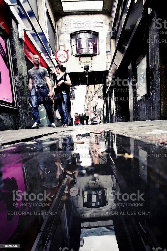 Soho Straßen – Foto
