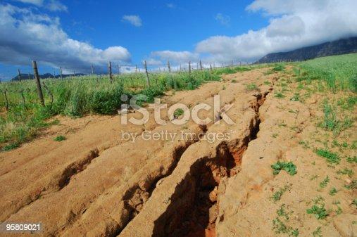 istock Soil erosion 95809021