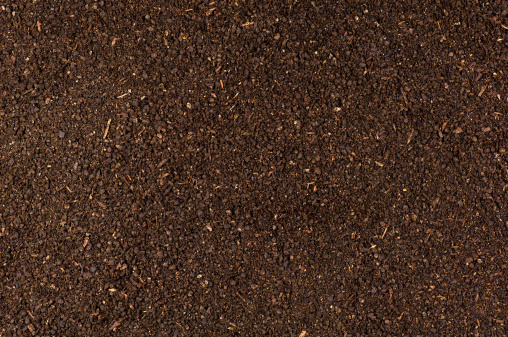Close up , Soil texture background