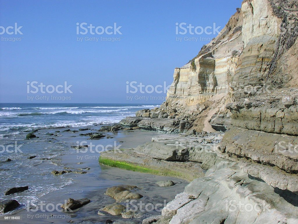 solana beach, ca royalty-free stock photo