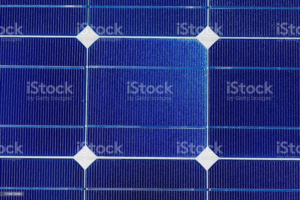 Solar cells pattern background texture royalty-free stock photo