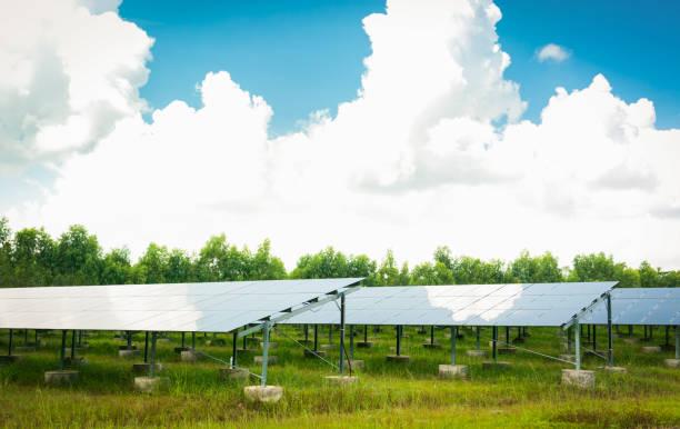 Solarzellen – Foto