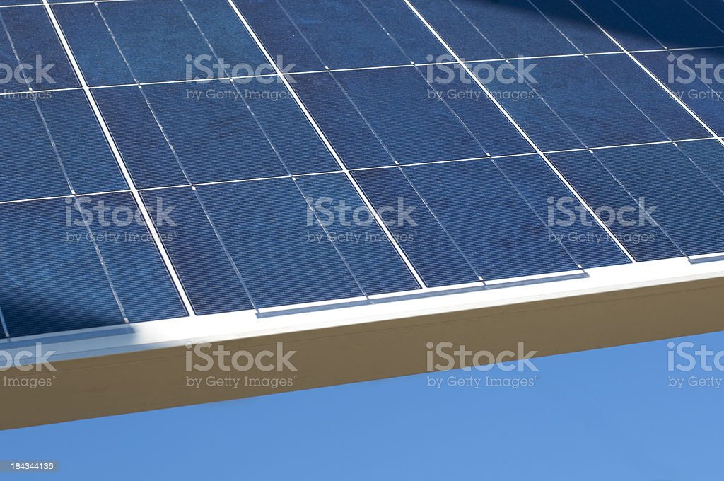 Solar Cells royalty-free stock photo