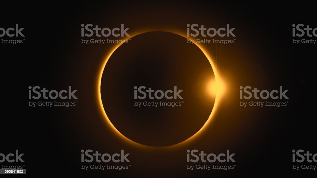 Solar Eclipse Stock Photo - Download Image Now - iStock