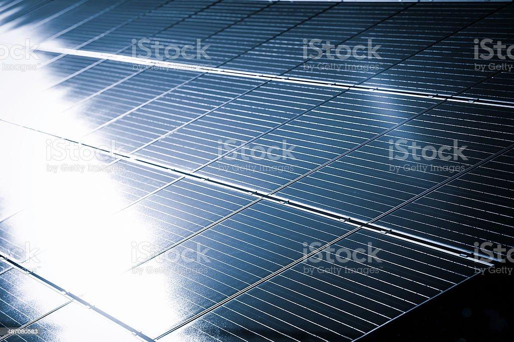 Energia słoneczna zbiór zdjęć royalty-free