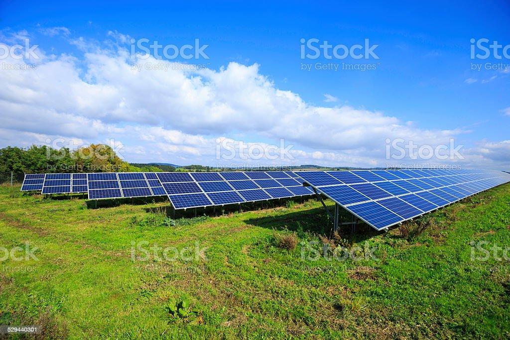 Energia słoneczna – zdjęcie