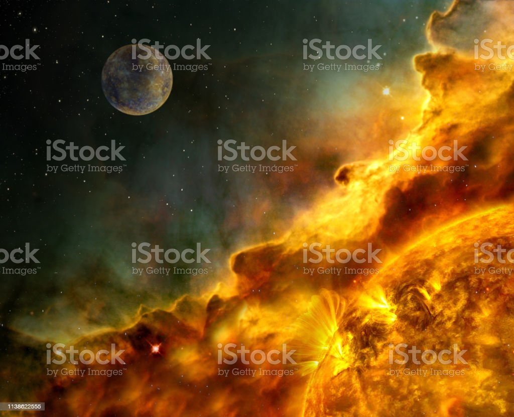 solar flare coronal mass ejection Solar Dynamics Elements of this image furnished by NASA solar flare sun in the univers coronal mass ejection Solar Dynamics Elements of this image furnished by NASA Abstract Stock Photo