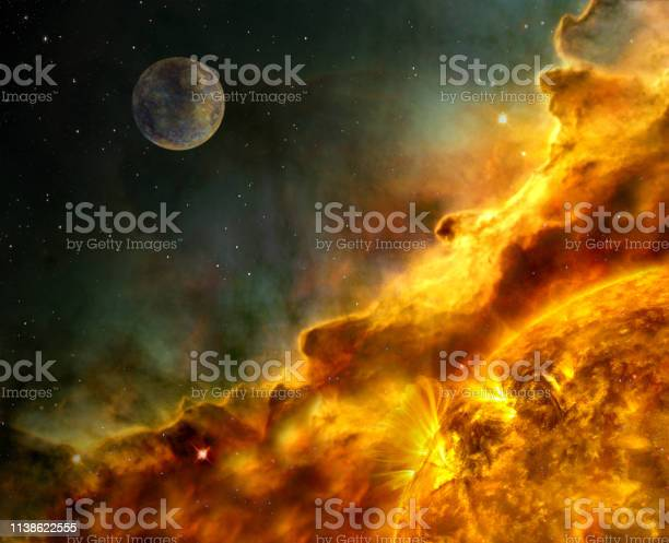Solar Flare Coronal Mass Ejection Solar Dynamics Elements Of This Image Furnished By Nasa Stock Photo - Download Image Now