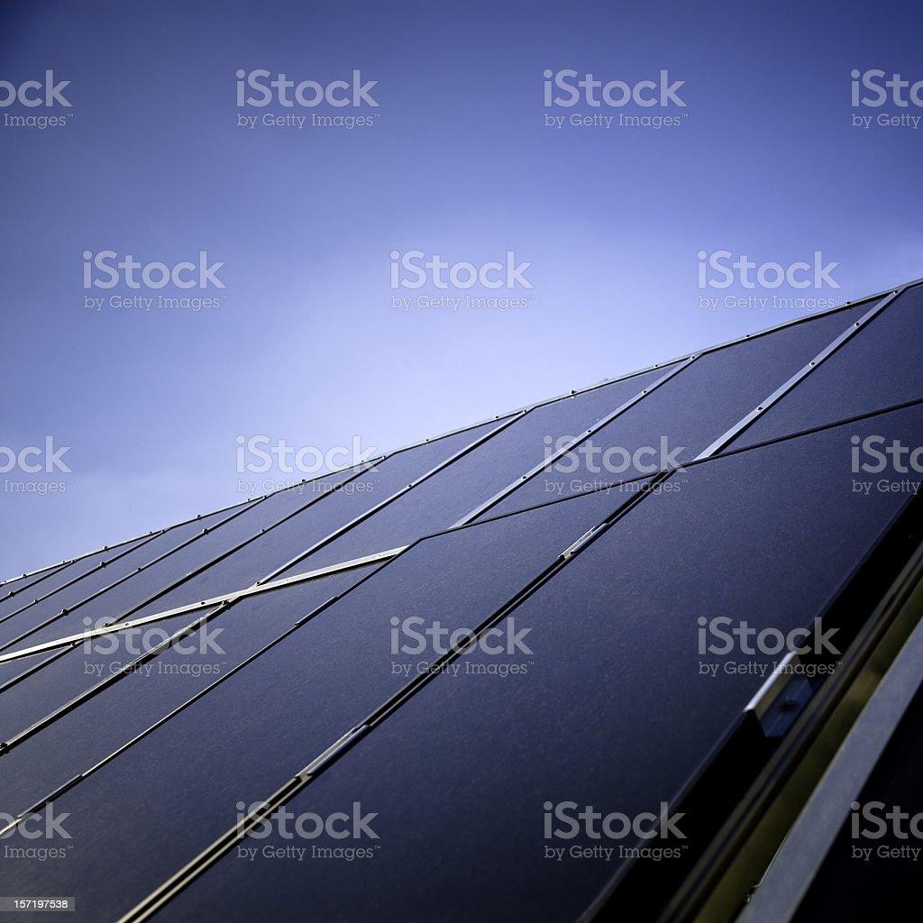 Solar Panel 07 royalty-free stock photo