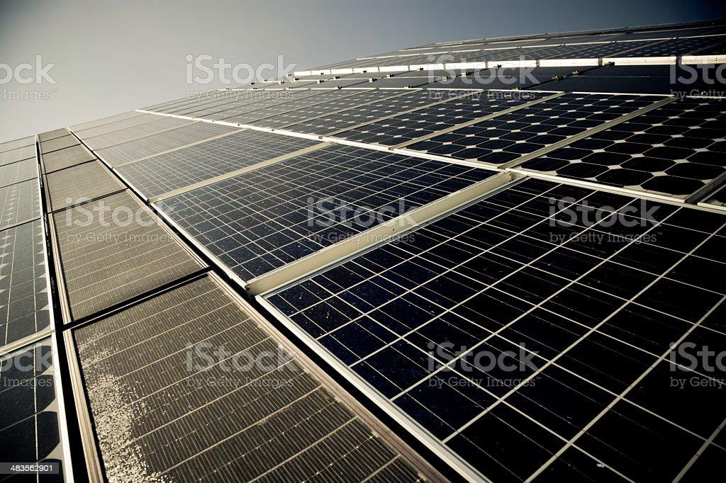 Solar Panel 08 royalty-free stock photo