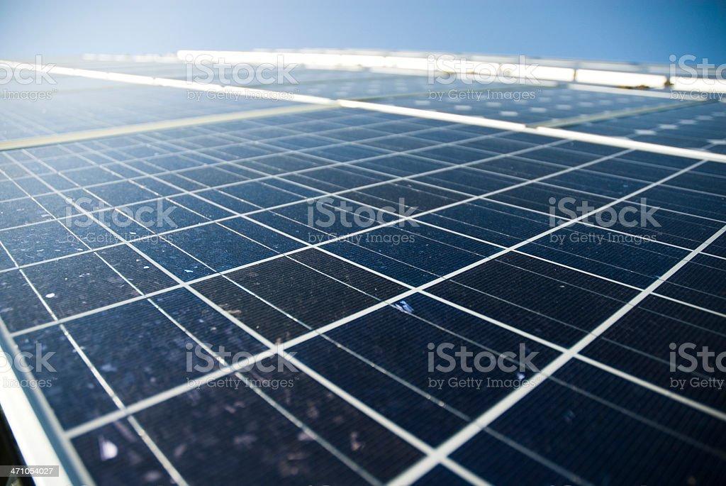 Solar Panel 09 royalty-free stock photo
