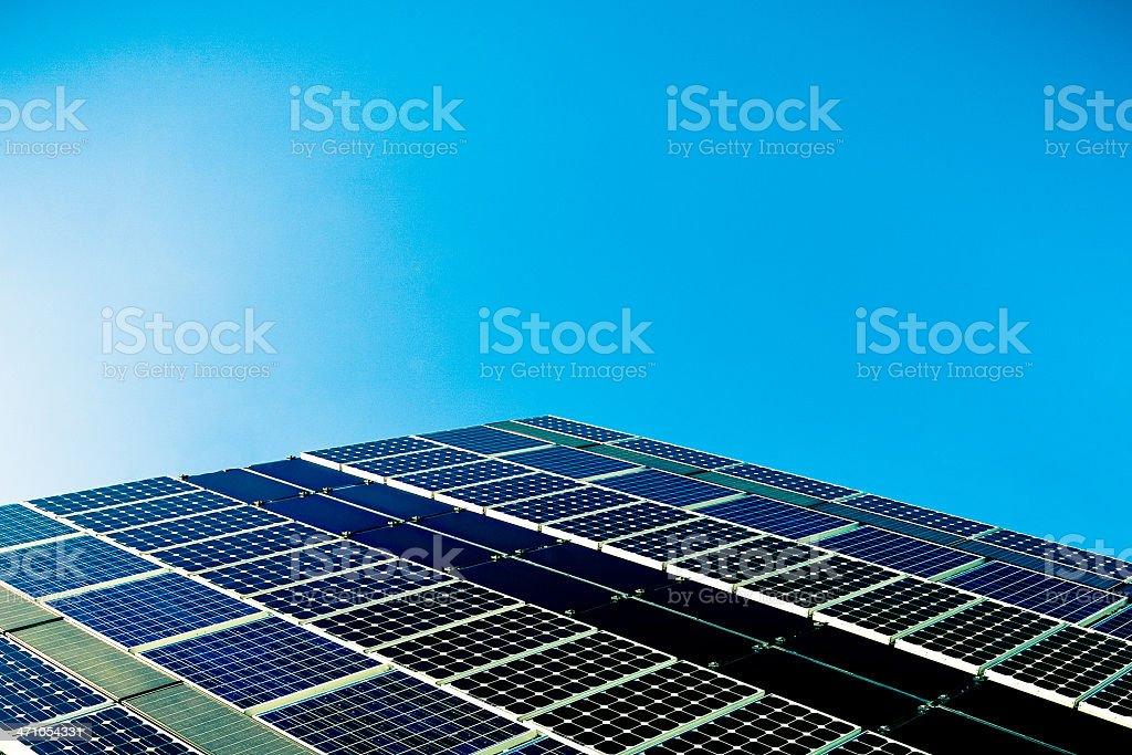 Solar Panel 13 royalty-free stock photo