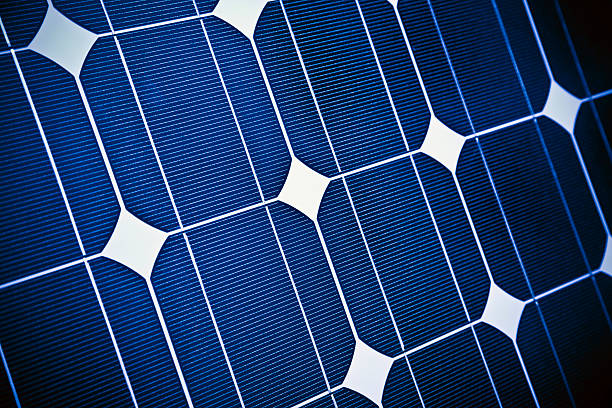 Solar panel Makro – Foto