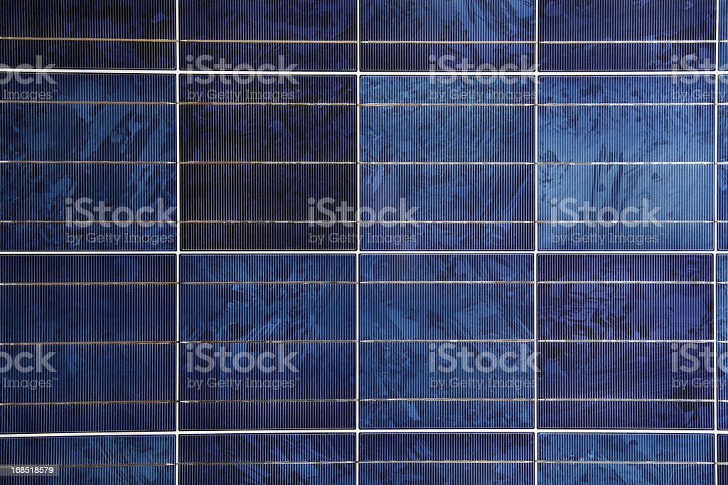 Solar Panels / Collector royalty-free stock photo
