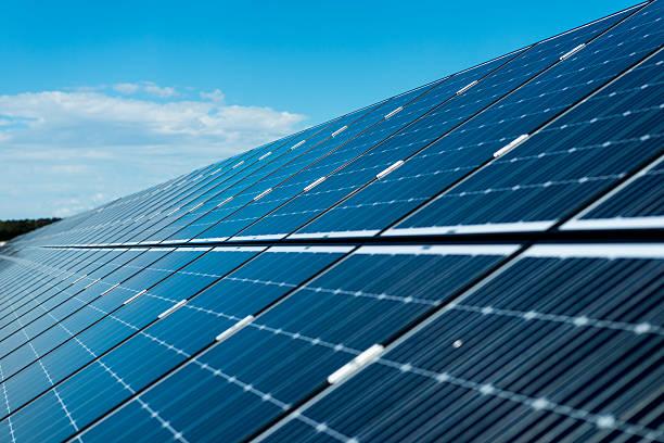 Solar Panels for large array – Foto