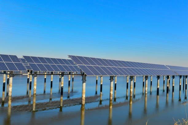 Solar panels green energy – zdjęcie