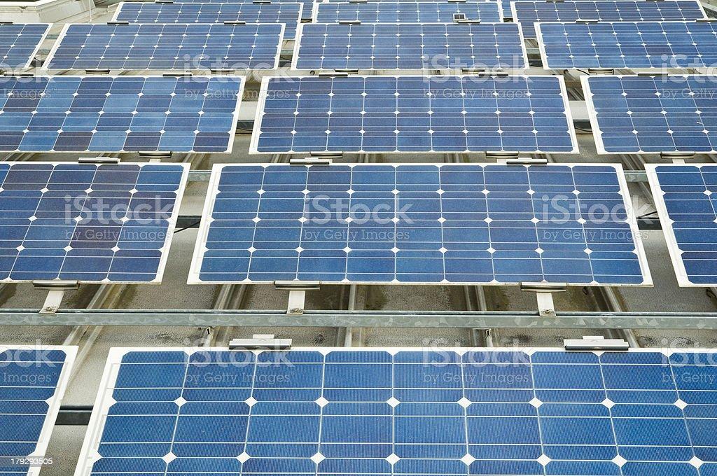 Solarkollektoren – Foto