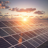 Solar panels renewable energy sustainable resources