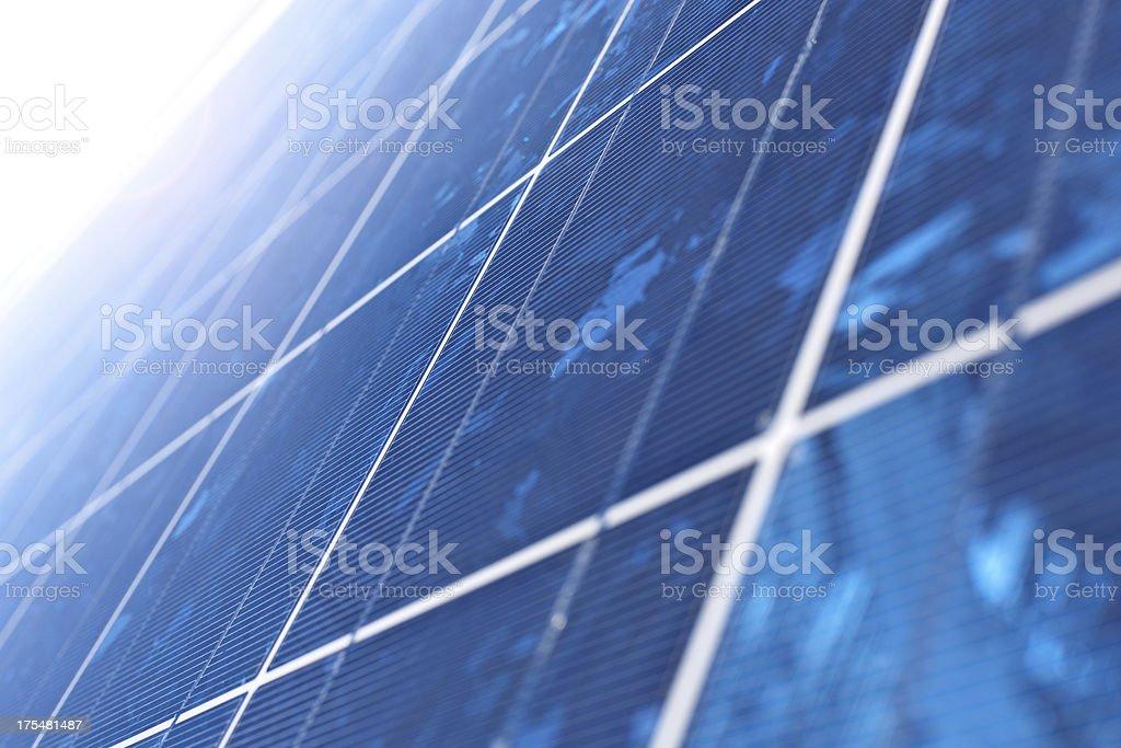 Solar Pannel stock photo