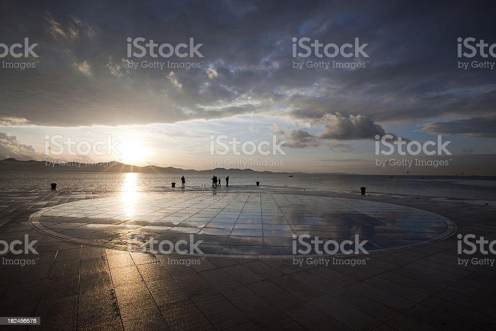 Energía solar foto de stock libre de derechos
