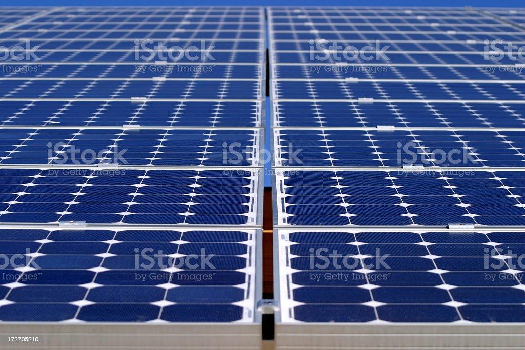 solar power royalty-free stock photo