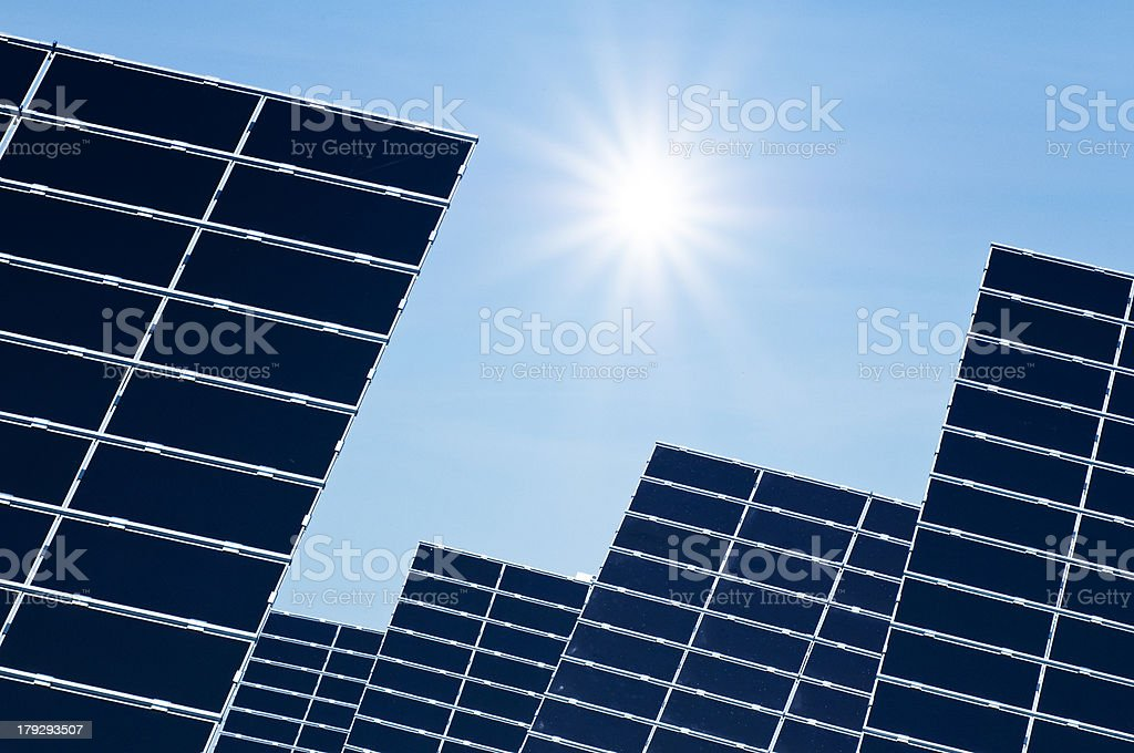 Solarenergie power – Foto