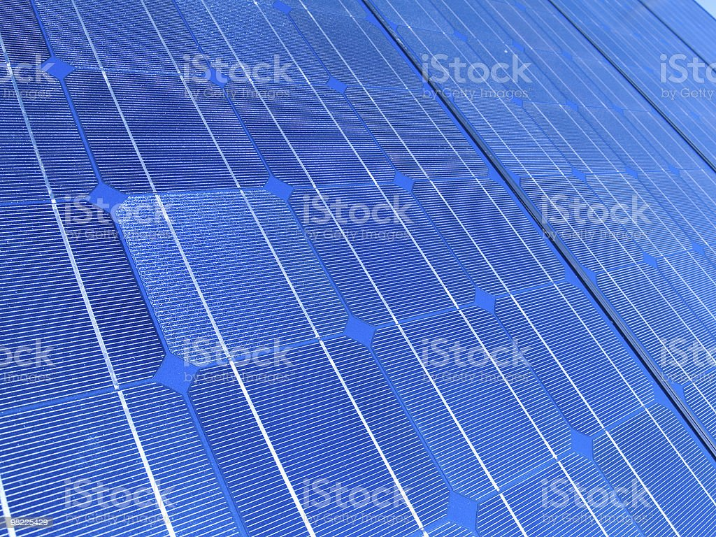 Solar power royalty-free stock photo
