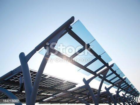 istock Solar power plant 154213002