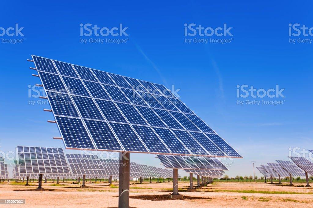 Solar power plant – Foto
