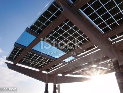 istock Solar power plant 155478545