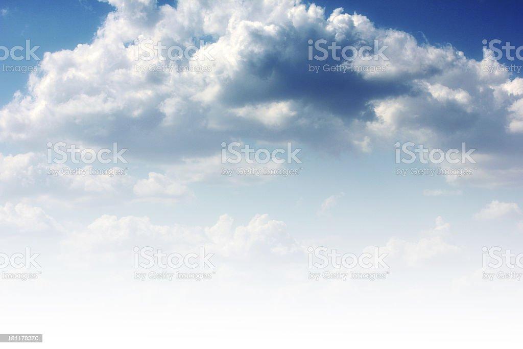 solar sky royalty-free stock photo