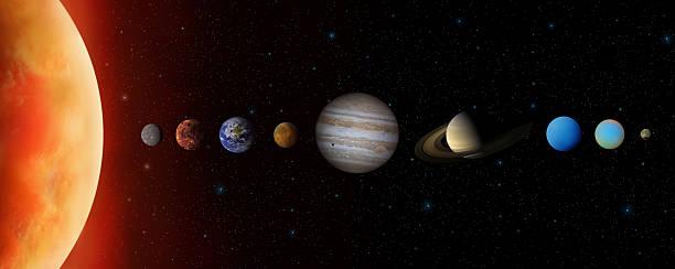 système solaire - venus photos et images de collection