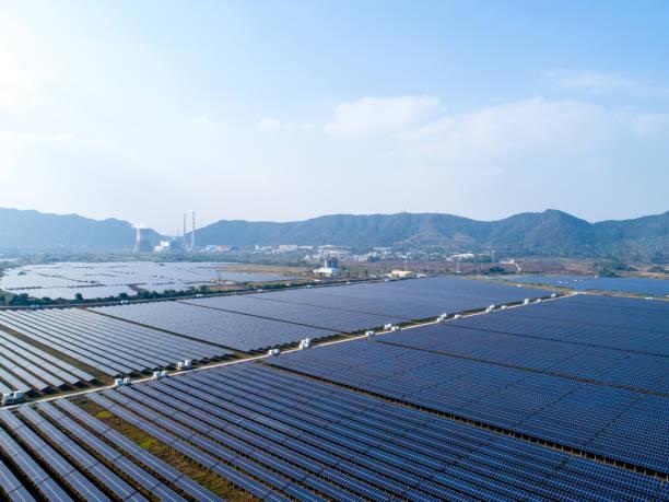 Solarthermisches Kraftwerk – Foto