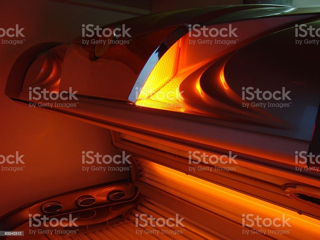 Solarium royalty-free stock photo