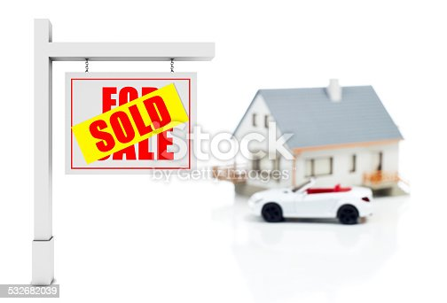 istock Sold banner 532682039