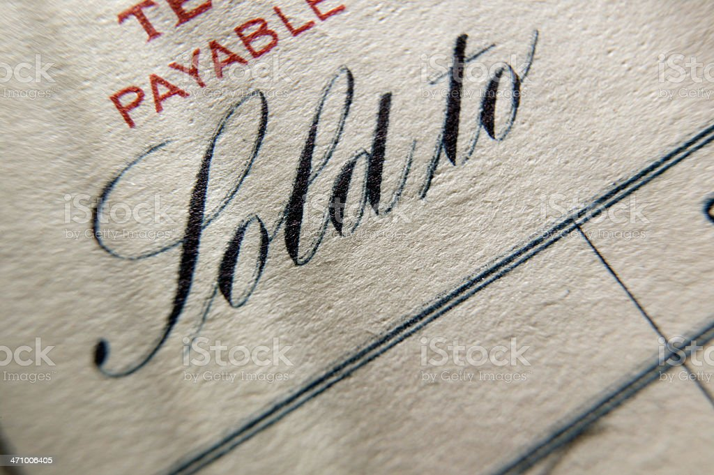 Sold To 2 royalty-free stock photo