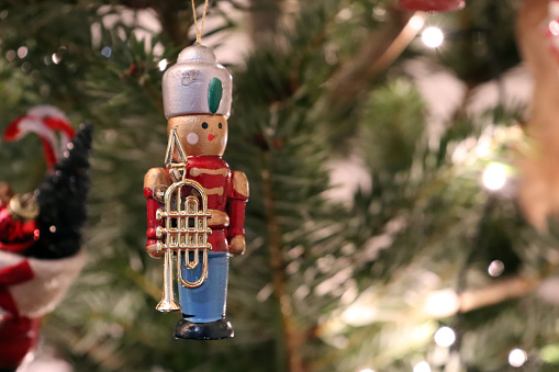 Soldier Christmas Tree Decoration