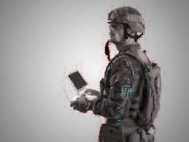 Soldat Drohnentechniker Panne – Foto