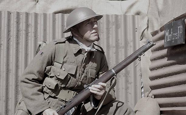 Soldat Première Guerre mondiale. - Photo