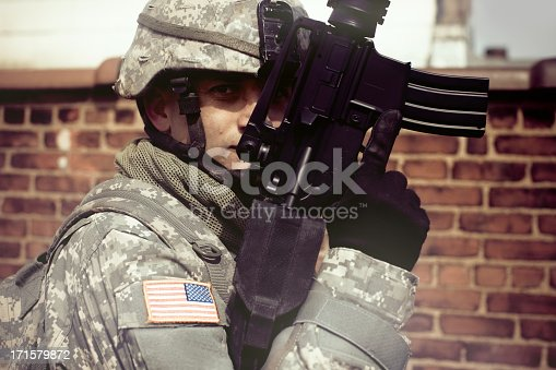 istock Soldier 171579872