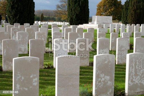 Soldiers of the great war cemetery flanders Belgium