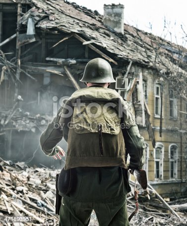 istock Soldiers 471893981