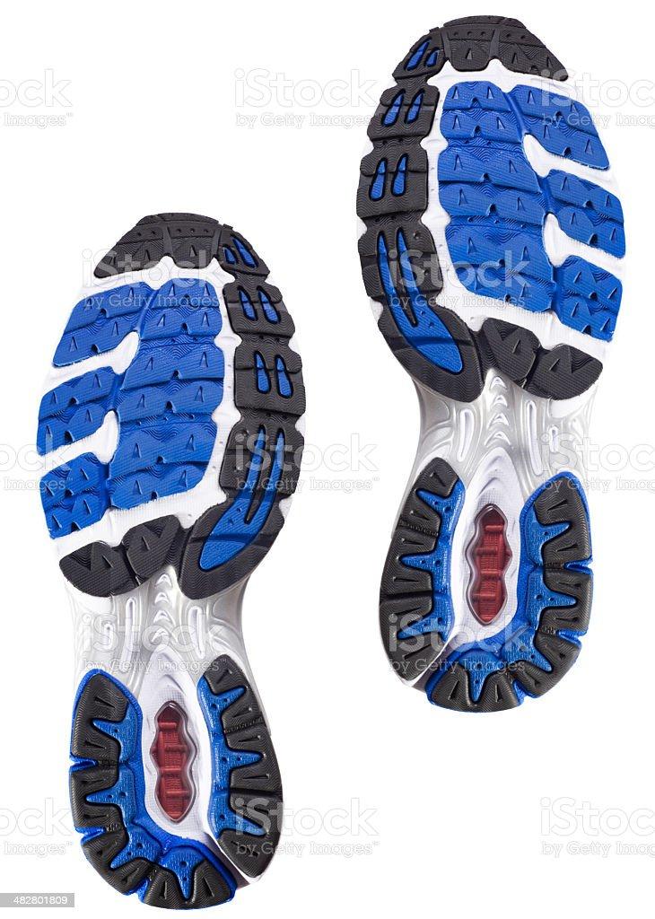 Sport Avec – Chaussures Un De Semelles Tracé Détourage Photos EqaU1w