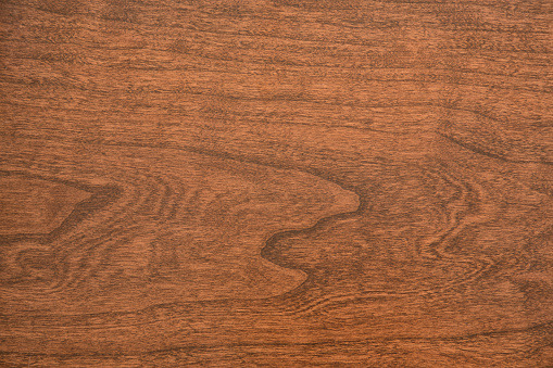 Image of stained quarter sawn oak plank