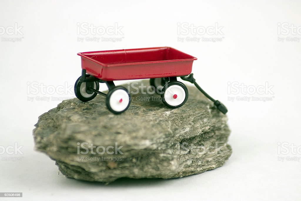 solid childhood royalty-free stock photo