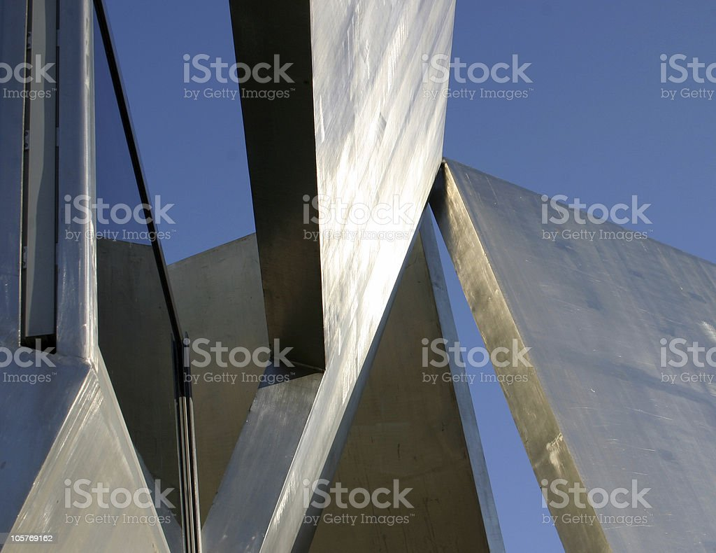 Solid form royalty-free stock photo