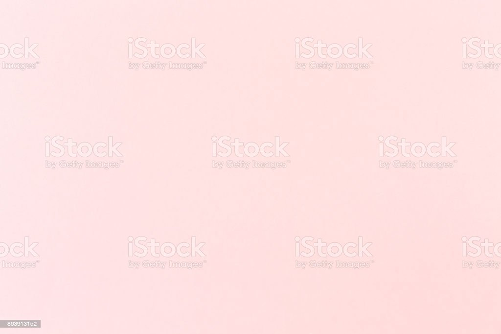 Solid light pink multi purpose flat lay background stock photo